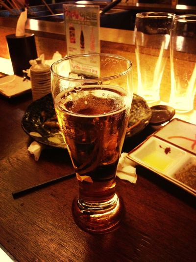 wanna beer?