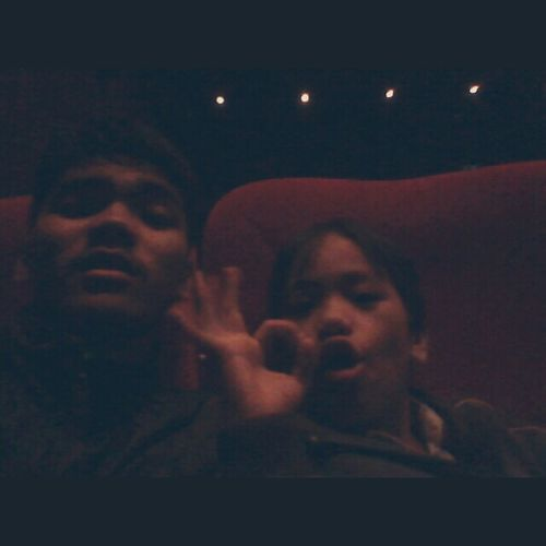 Me And My Brother  watching Big Hero Six :o