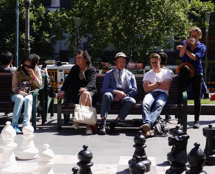 Summer The Street Photographer - 2016 EyeEm Awards The Week On Eyem Outdoors Street Photography Streetphotography Relaxing Sunny The Photojournalist - 2016 EyeEm Awards - world is not always bad. There is a good side as well. Melbourne Feel The Journey Australia Streetphotography