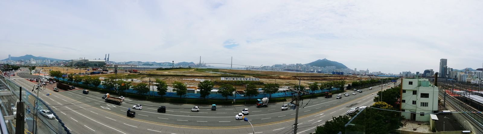 Pusan View Fresh And Clean Goodbyes To Be Continued...