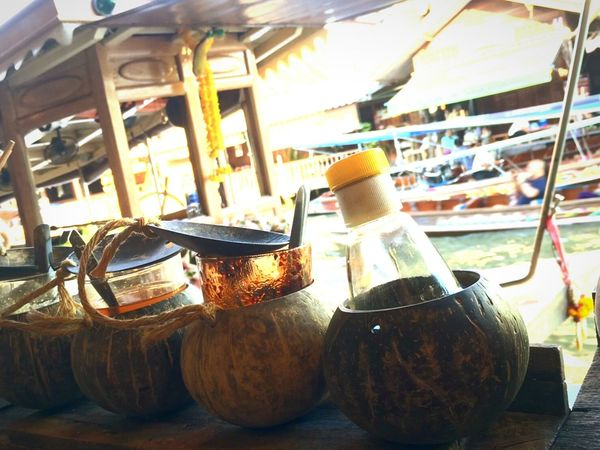 Thai Noodle Style Thai Noodle Soup Thai Noodle Amphawa Floating Market Amphawa  Amphawa  Ampawafloatingmarket Ampawa Market Thai Food Thailand Amphawa  Thai Food Good Taste Floating Amphawa Thailand Floating Market Healthy Eating Thai Bowl Food Riverside