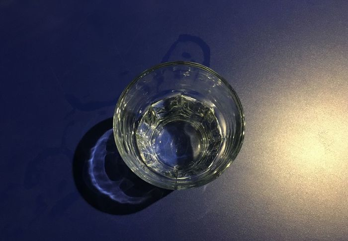Water in glass ... Glass - Material Drinking Glass No People Studio Shot Indoors  Close-up Water Day