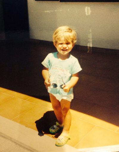 That's Me Children Fashion Happy