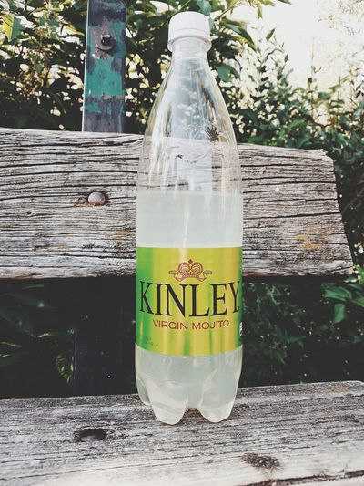 KINLEY! Moito Mojito Time Mojito! Photography City Life City Photooftheday Photograph Photographer Life Truelife Like Lovephotography  Professional Day True Truestory Kinley Water Drink Liquid Bottle Text Communication Close-up Cold Drink