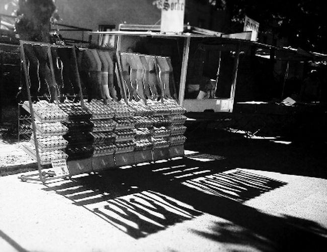 Wochenmarkt Impressionen Blackandwhite AMPt - Street Streetphoto_bw