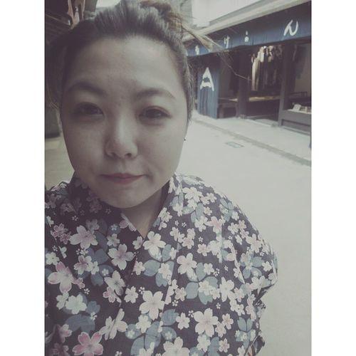 大阪今昔館 大阪くらしの今昔館 洋服 呉服 日本 OSAKA Traditional Clothes Traditionalclothes Selfie Before Life