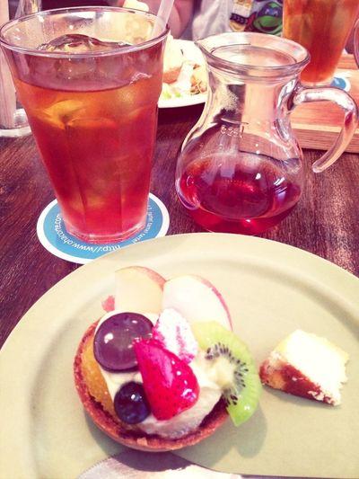 沖縄 タルト Cafe Sweets