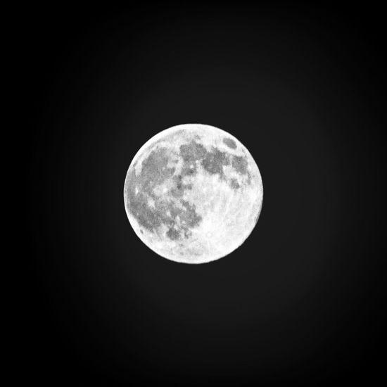 Huge Moon Moon Full Moon
