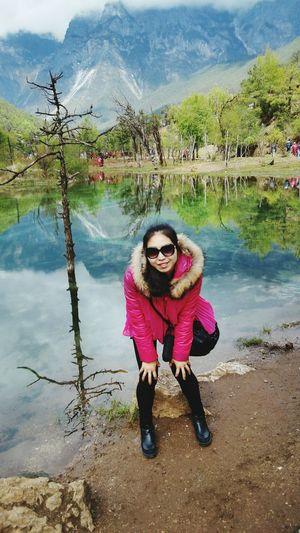 Yunnan ,China Lake View Enjoying Life Treavelling EyeEm Best Shots - Nature