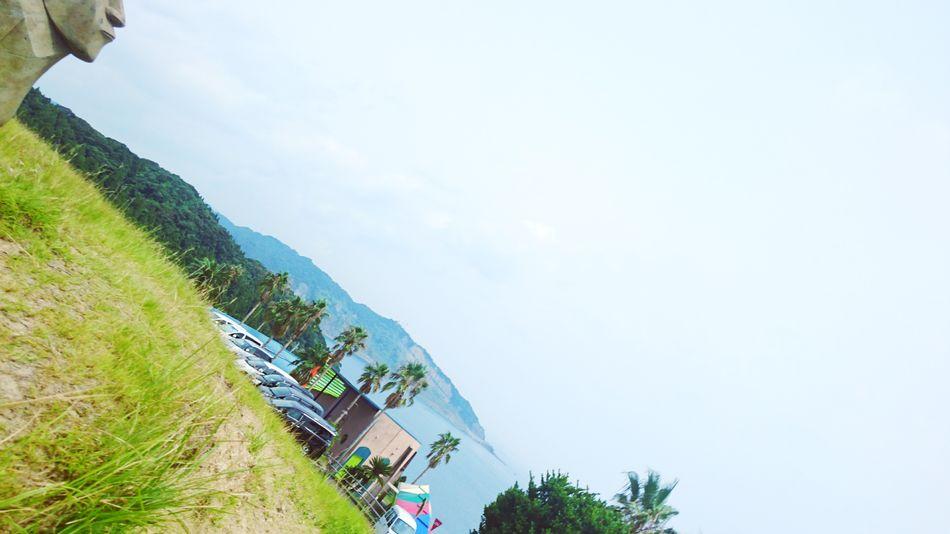 宮崎県 サンメッセ日南 モアイ Miyazaki Moai 海 Sea
