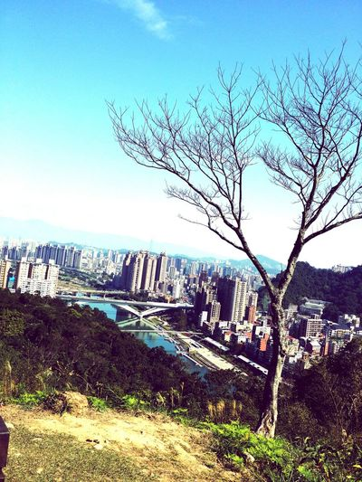 Hiking Trail 和美登山步道 Triangulation Station New Taipei City