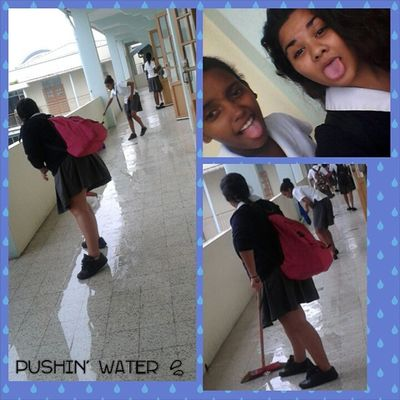 Pushin Water 💦 Ik My Skirt Short DBU ..😠💁 Conventbusiness Douglaqueen Spanishboss Mopping floodwalkway gyalfiyuhmoney gyaltoputinhouse conventgyal governmentwuk
