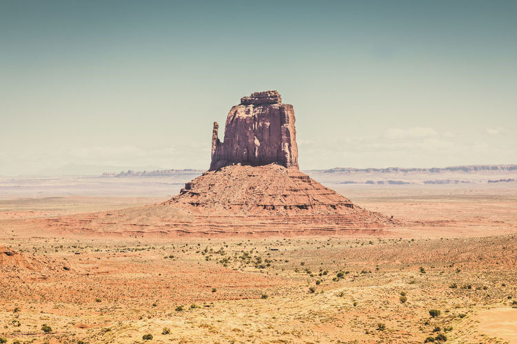 Icon of the monument valley