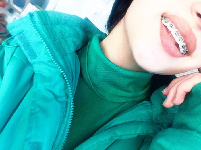 Green Colors From  Green Lover Breckets Guurl My Smile
