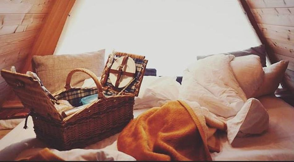 Thank you Bled 💕 Glamping Bled Breakfast Breakfastinbed Picnick Loveit