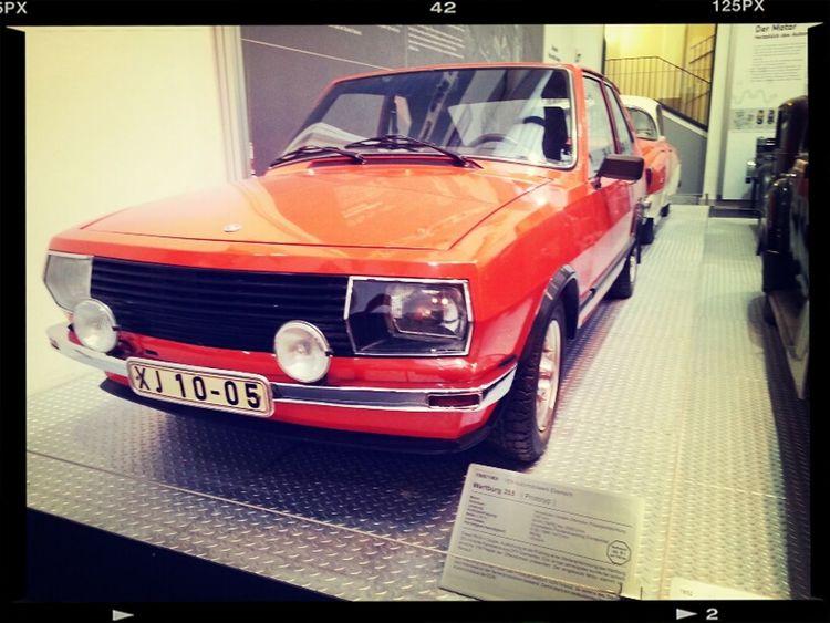 DDR Automobile Wartburg Prototyp Automobilbau In Der DDR