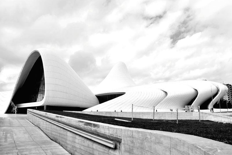 Modern Standing Black Background Black Architecture Museum Of Modern Art Museum Innovation Building Exterior Built Structure City Life Building And Sky Outdoors Day Building Exteriors White Heaven Curvy Curvy Building Curvy Architecture Modern Architecture Modern Art at Azerbaijan Baku Heydar Aliyev Center BYOPaper! Neighborhood Map The Architect - 2017 EyeEm Awards Connected By Travel