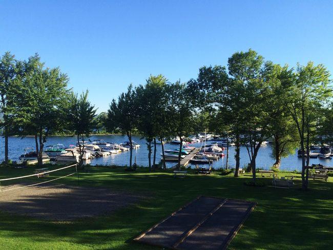 Magog Canada Boats⛵️ Boat Port Summerendsummerender] Quebec