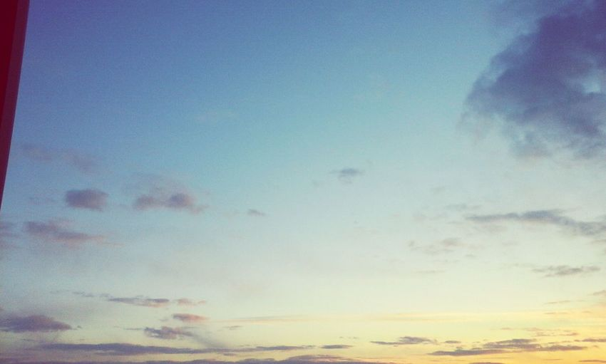 Sunset Belarus Mogilevnow Cool