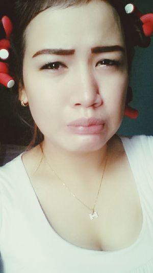 Sagita Sunandar Cry Baby Sad Face
