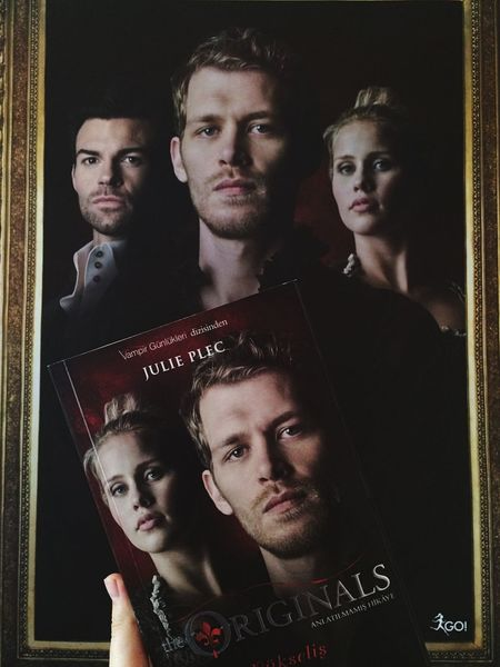 The Originals Klaus Vampirediaries