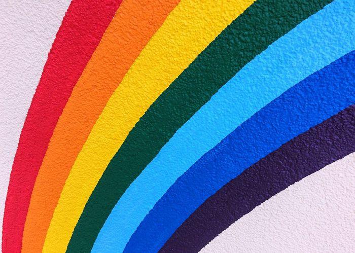 Colors Raibow Color Backgrounds AI Now!