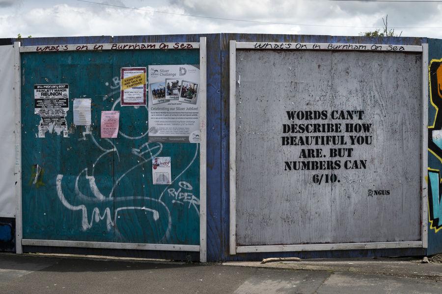 Appeal Beauty Graffiti Slt-a99v Text Urban Landscape Wall Words Words Of Wisdom...