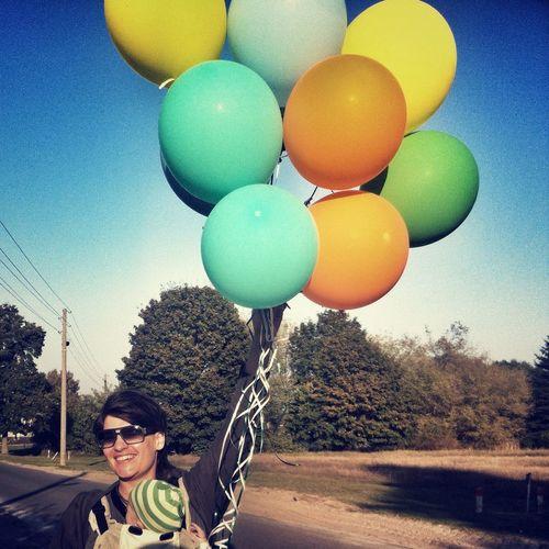 babys und ballons Balloons