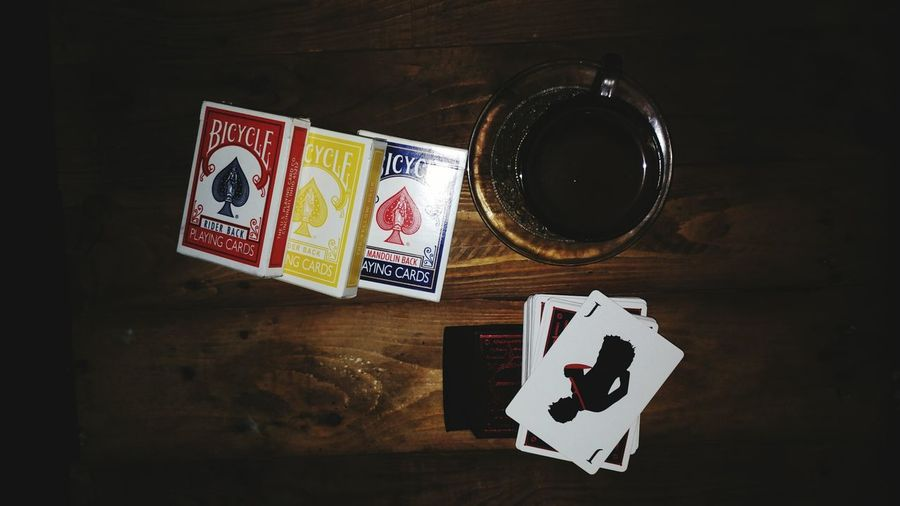 Card And Coffe