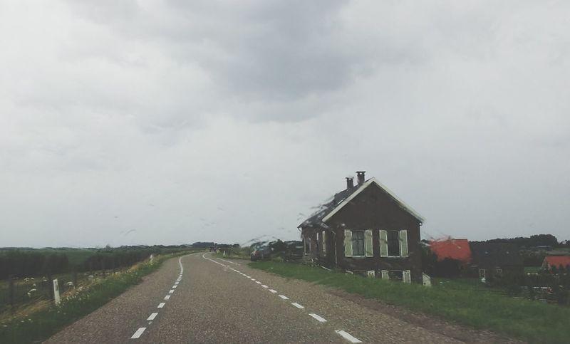 On The Road Sunken Dutch House