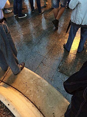 Catalunyalove Rain Ara és L'hora