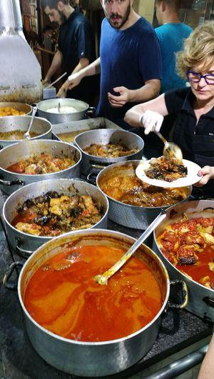 Greece Food And