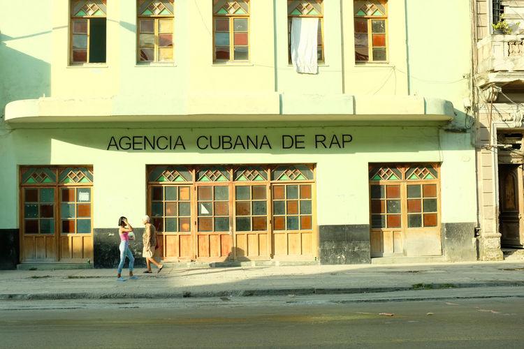 Cuba's state