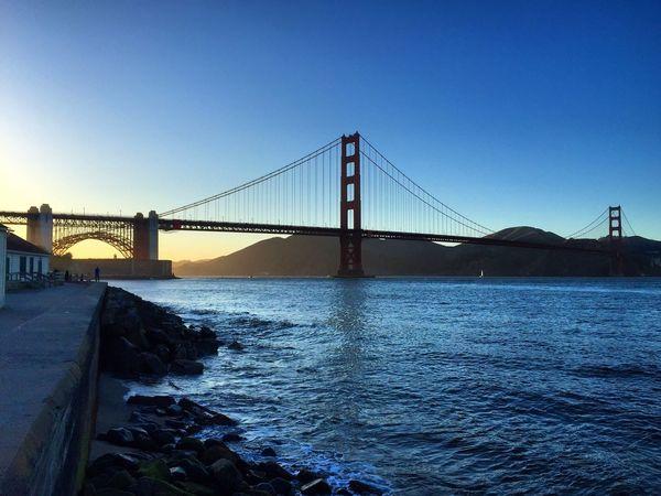 Golden Gate GoldenGateBridge Sanfrancisco Holiday Frisco Sanfran