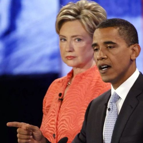 These two are reasons enough to revoke the independence. God save the Queen! Obummer Hillary Lefties Leftwingnutters