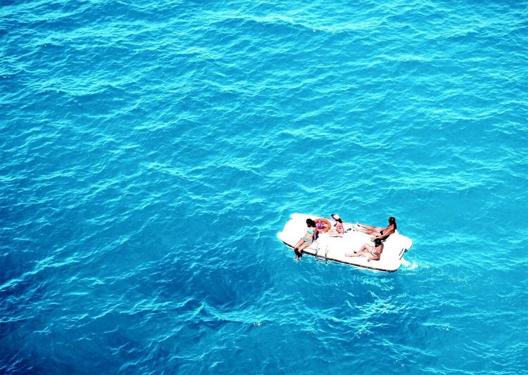 Vacations Beauty In Nature Clear Water Italy Holidays Sea Family FamilyTime Flying High Flying High BYOPaper! Live For The Story Lost In The Landscape