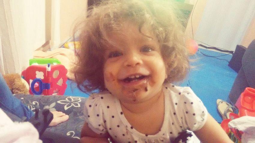 O bom do Chocolate é se lambusar