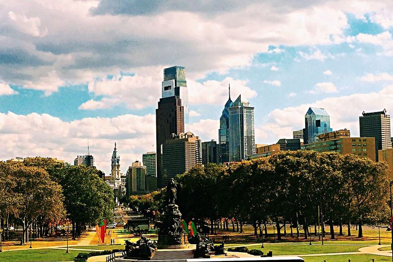 The EyeEm Facebook Cover Challenge Philadelphia Rocky