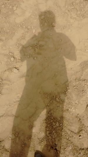 No Edit Capturing My Own Shadow