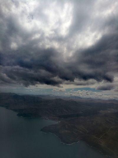Water Astronomy Lake Mountain Rural Scene Reflection Sky Landscape Cloud - Sky Dramatic Sky