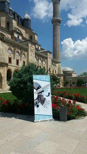 25 Haziran'a kadar ziyaretcileriyle beraber olacak sergimiz 😇👍📷 Vaktiselimiye Photography Selimiye Mosque Selimiyevakifmuzesi