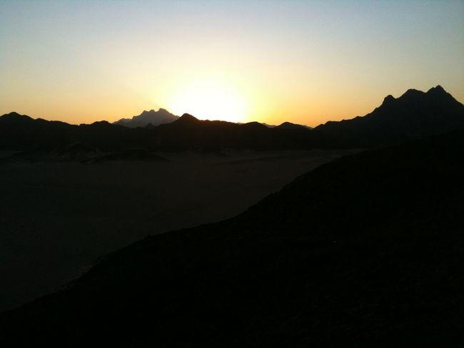 Desert Skyline