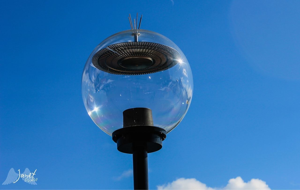 Light globe Outdoors Beauty In Nature Sky Nature No People Tranquility City Day