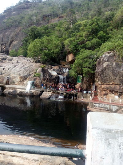 Manimutharu Waterfalls