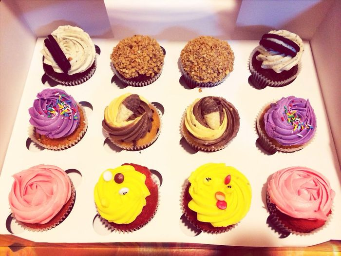 Cupcakes Food Lovely Yummy