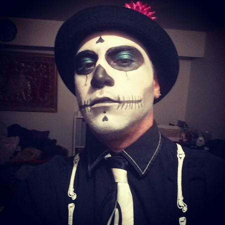 Day Of The Dead Cosplay!!