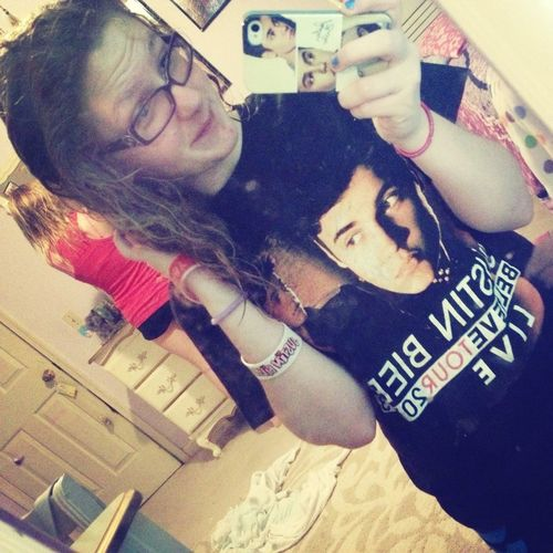 Yes I'm in love his Justin Bieber