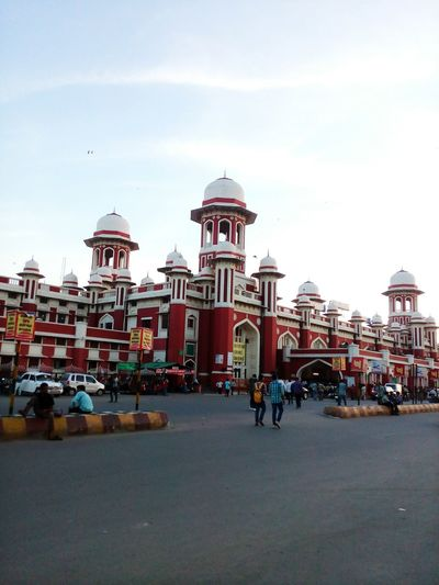 02_OCT_15. LUCKNOW_chArbagh Station Morning 7:24 Pm Check This Out Hello World EyeEm Click &hubH Hello World
