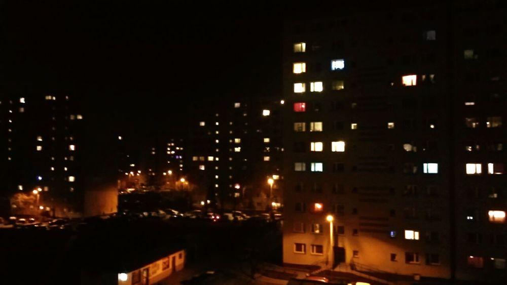 Nightlife In Poland.