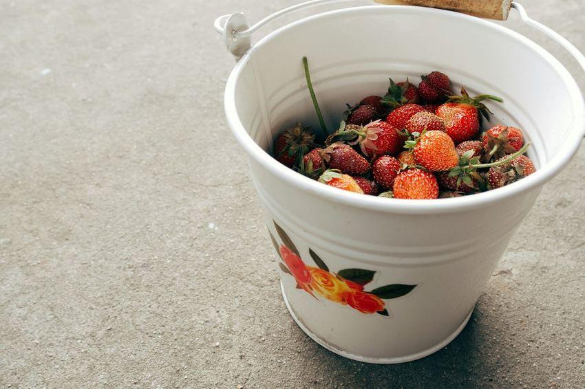 Strawberry Vscocam